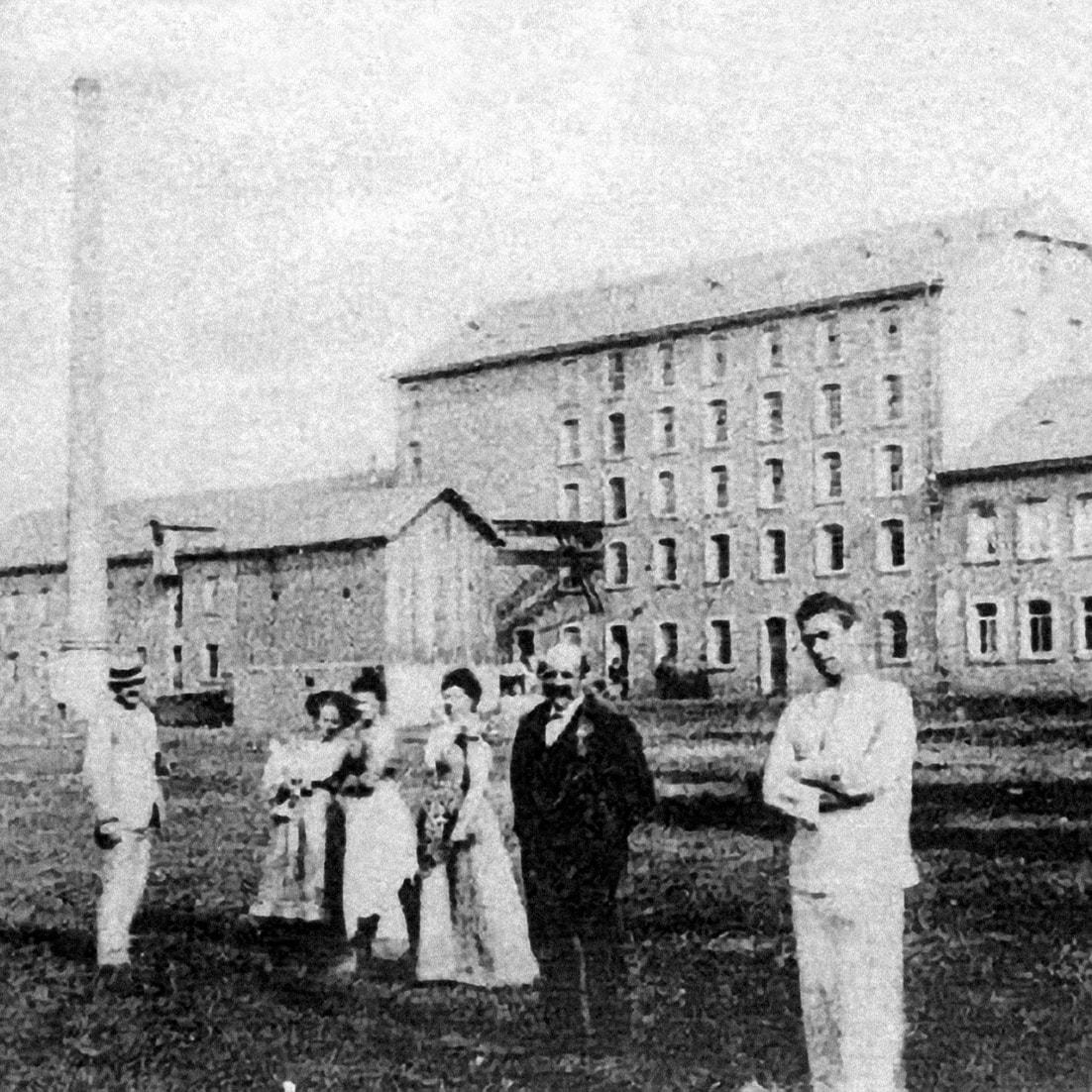 Le Moulin - Depuis 1704