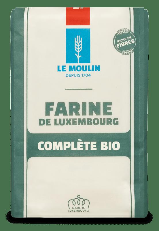 Le Moulin - Farines - Bio-Vollkar