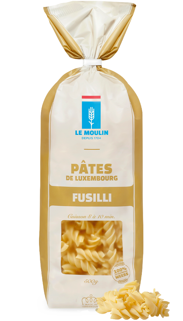 Le Moulin - Pâtes - Fusilli