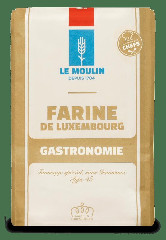 Le Moulin - Farines - Gastronomie