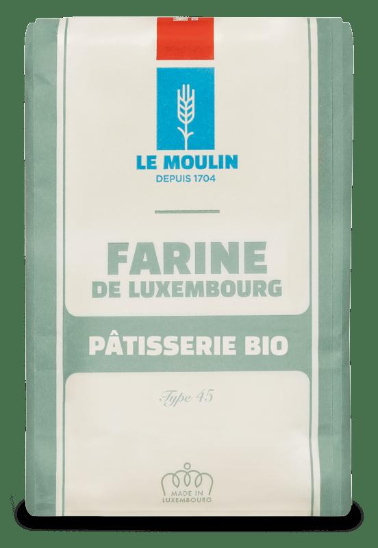 Le Moulin - Farines - Pâtisserie Bio