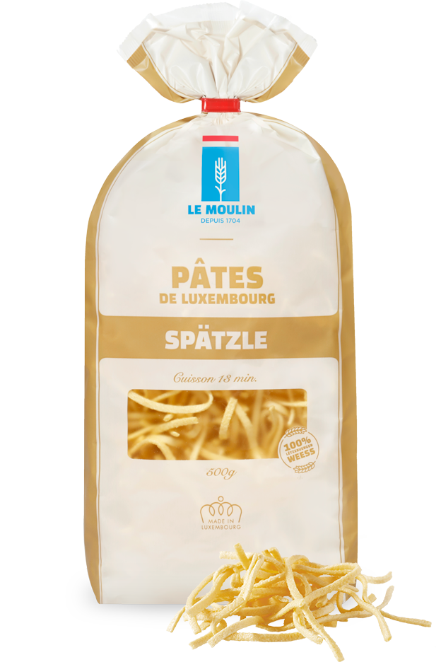 Le Moulin - Pâtes - Spätzle