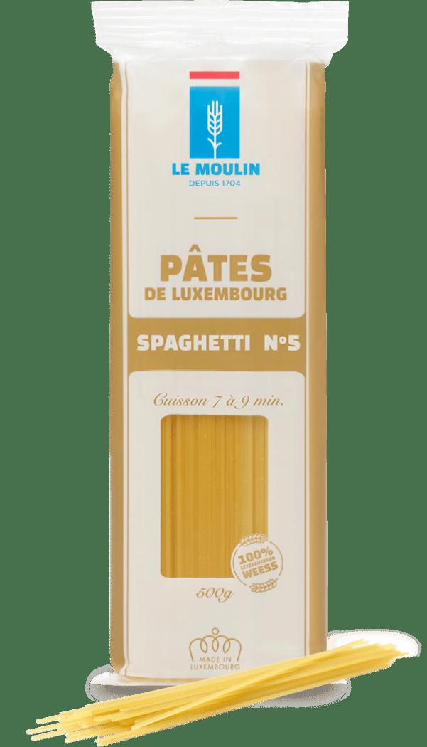 Le Moulin - Pâtes - Spaghetti N°5