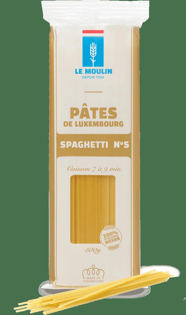Le Moulin - Pâtes - Spaghetti