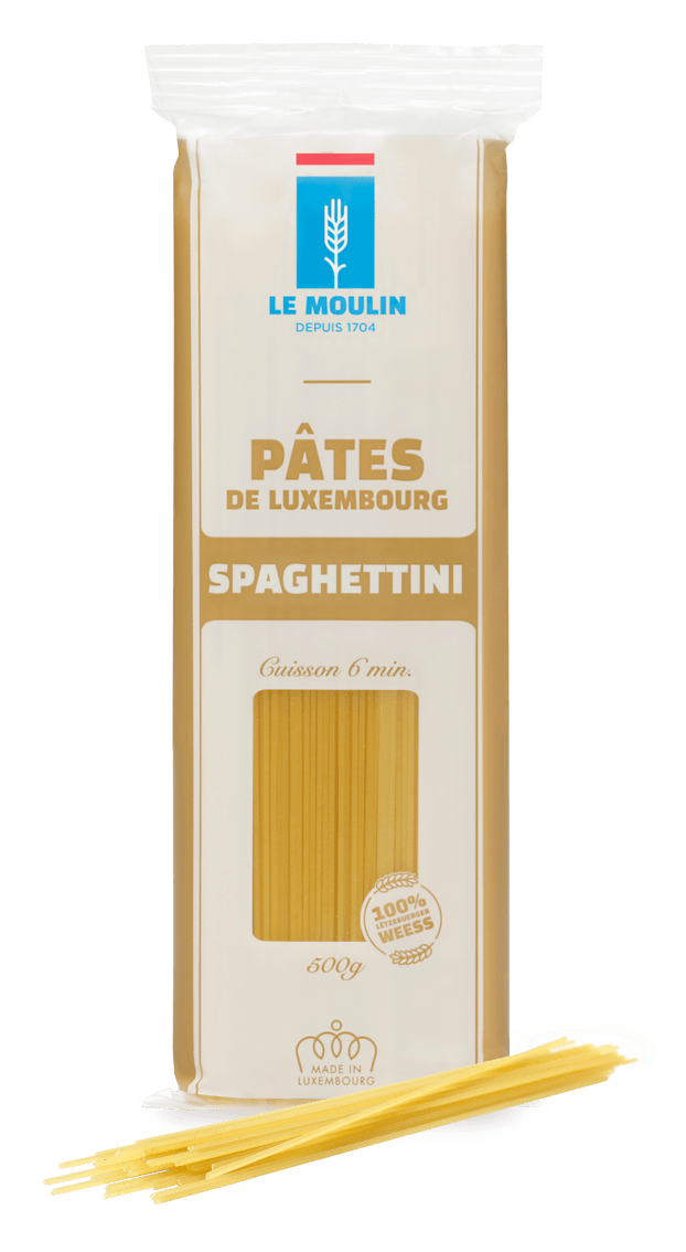 Le Moulin - Pâtes - Spaghettini