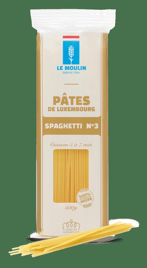 Le Moulin - Pâtes - Spaghetti N°3