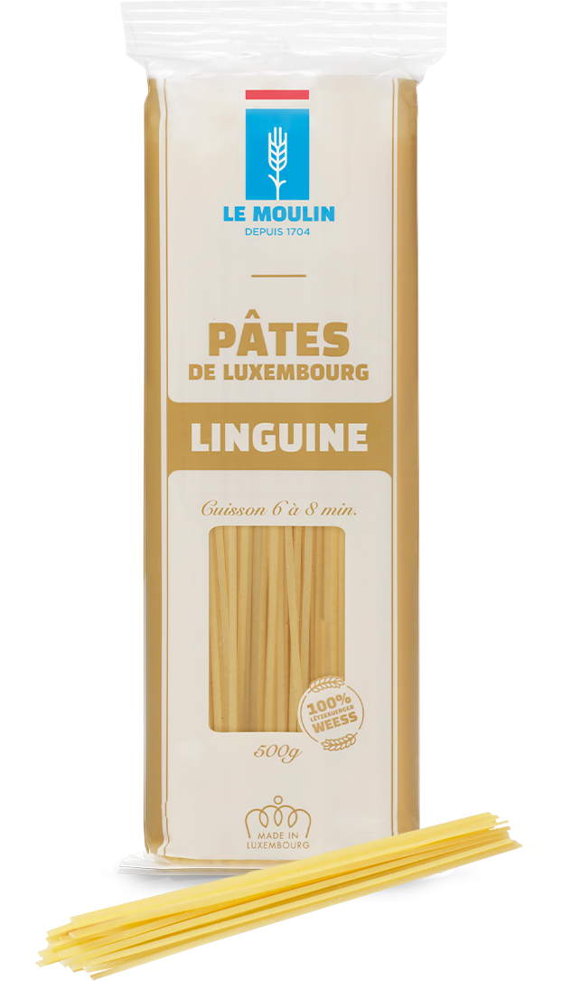 Le Moulin - Pâtes - Linguine