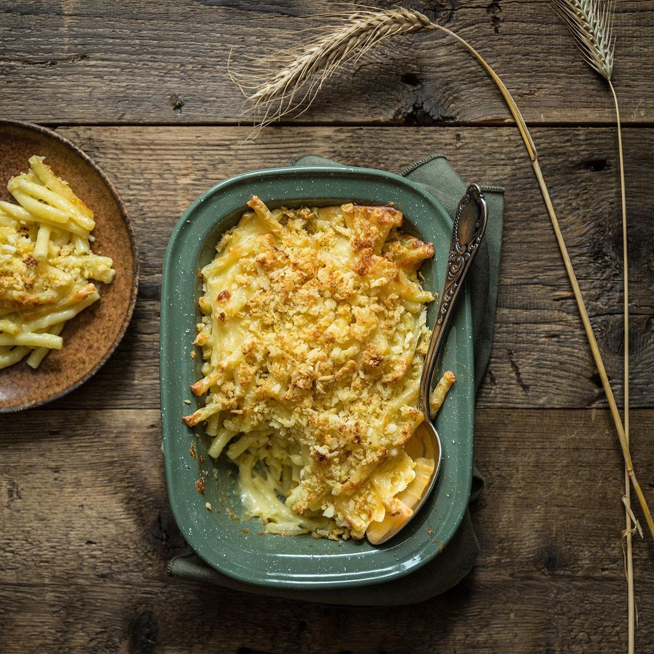 Le Moulin - Les recettes - Kachkéis Mac'n Cheese