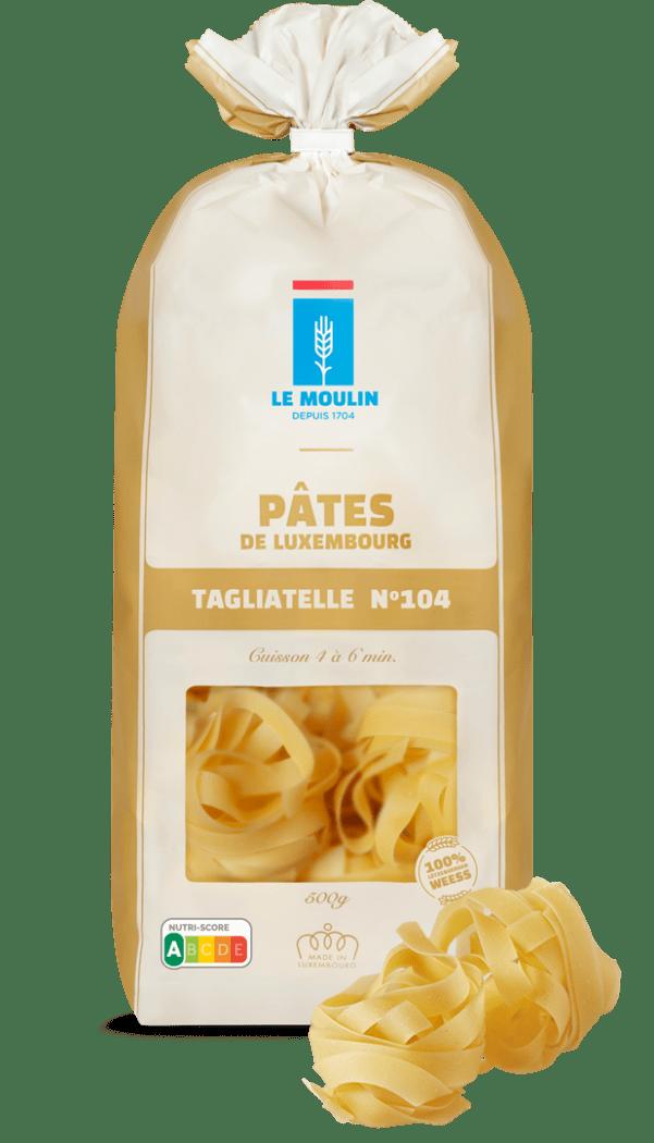 Le Moulin - Pâtes - Tagliatelle N°104